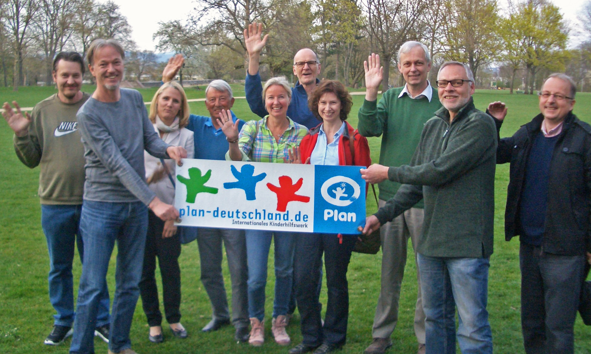 Liebe Grüße von der AG Mainz-Wiesbaden